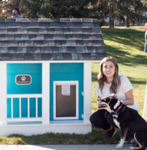 Win this doghouse